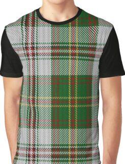 Hay, White Dress Clan/Family Tartan  Graphic T-Shirt