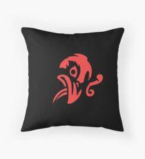 Bioshock Infinite Vigors - Murder Of Crows Throw Pillow