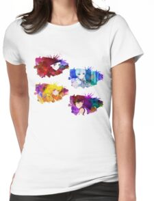 Team RWBY Womens Fitted T-Shirt