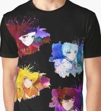 Team RWBY Graphic T-Shirt
