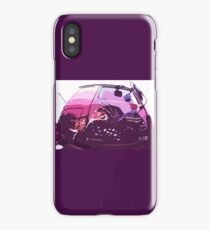 """Unique and rare 1980 Race Trucks France 8 (c) (t) """" fawn paint Picasso ! Olao-Olavia by Okaio Créations iPhone Case/Skin"""