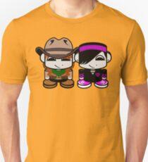 Jill & Emme Bass O'BABYBOT Toy Robot 1.0 Slim Fit T-Shirt