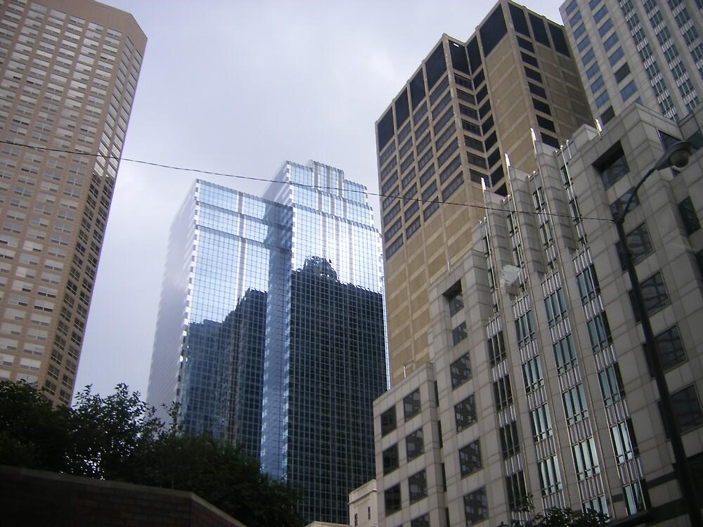 Tall Buildings by Patrick Ronan
