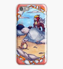 Witness Greatness iPhone Case/Skin
