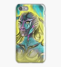Sooké, Reptile Woman iPhone Case/Skin