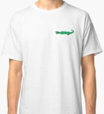 goofy crocodile Classic T-Shirt