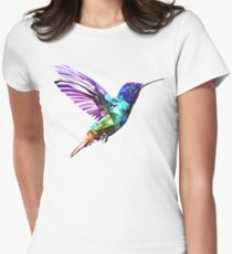 Hummingbird Women's Fitted T-Shirt