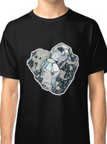 Hematite Crystal Cluster Classic T-Shirt