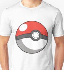 Cartoon Pokeball Unisex T-Shirt