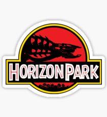 Horizon Park Sticker