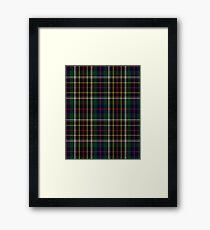 Hislop/Hyslop Hunting Clan/Family Tartan  Framed Print