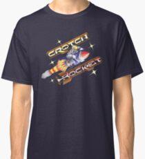 Crotch Rocket (VECTOR) Classic T-Shirt
