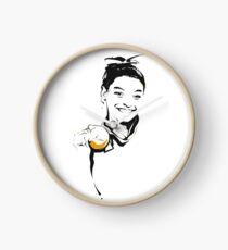 Simone Biles Clock
