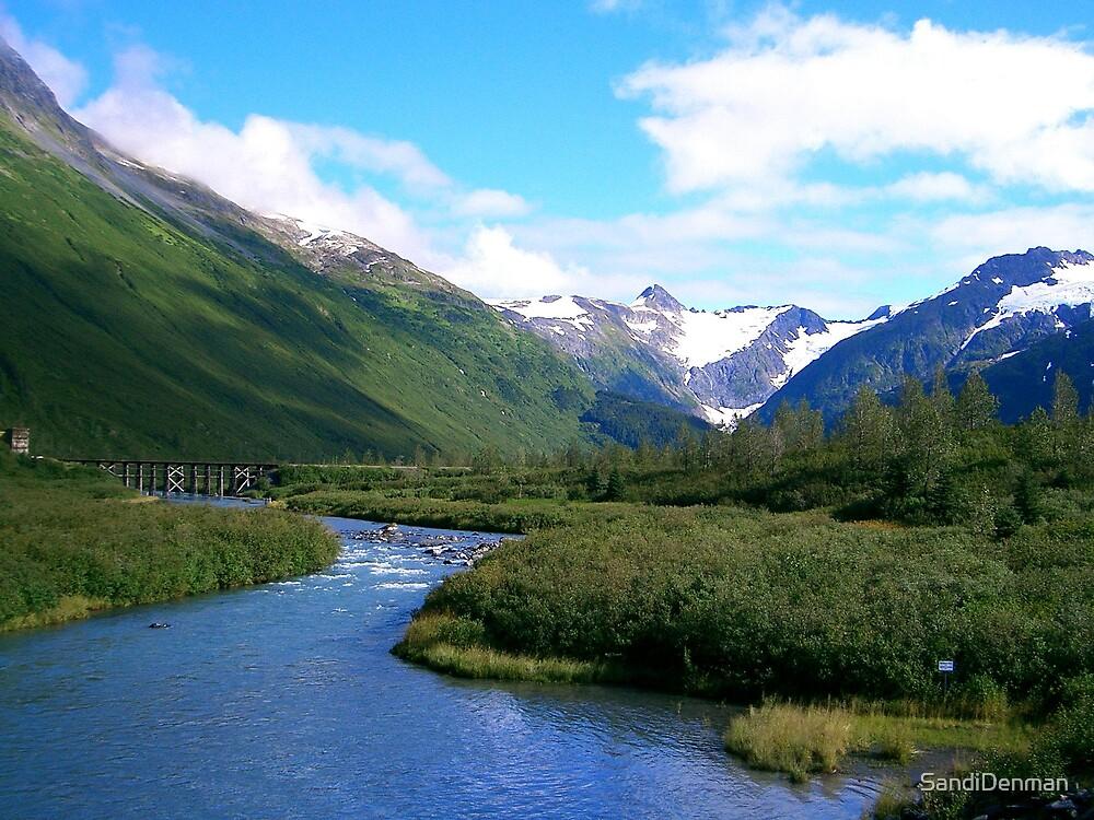 Bear Valley AK by SandiDenman