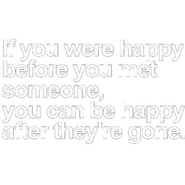 Happy Before Meet Someone by rangerputihh