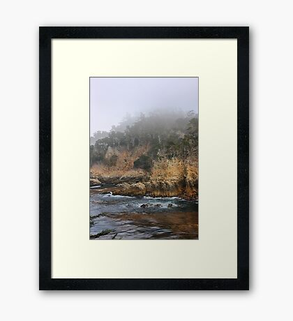 Point Lobos Framed Print