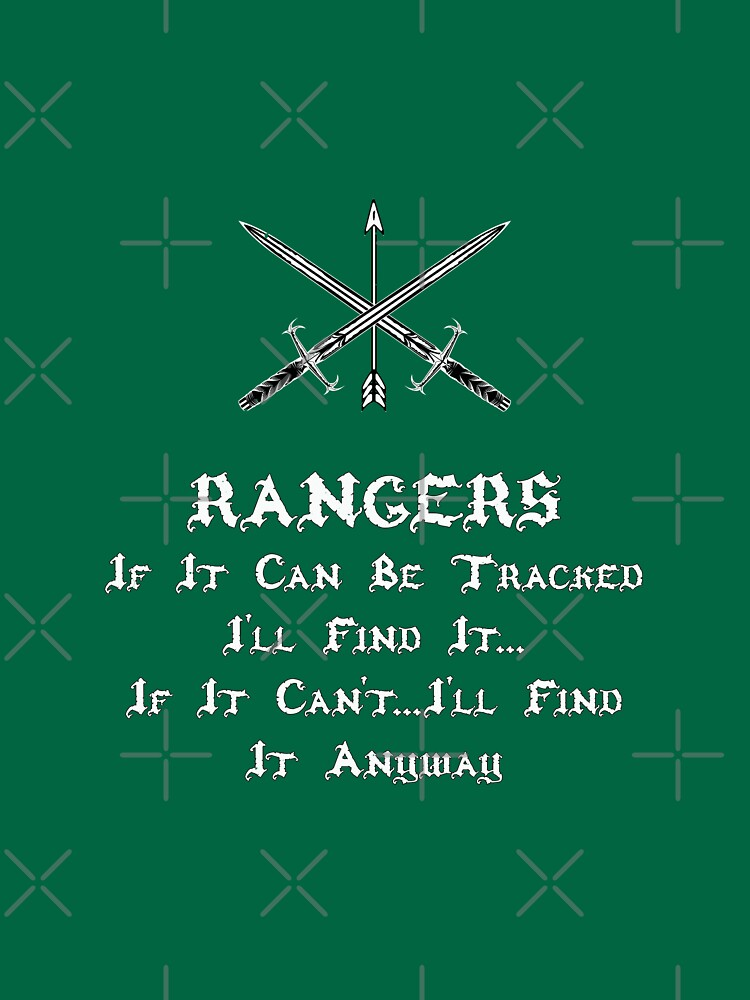 Rangers Roleplaying | Fantasy Role Playing by wykd-designs