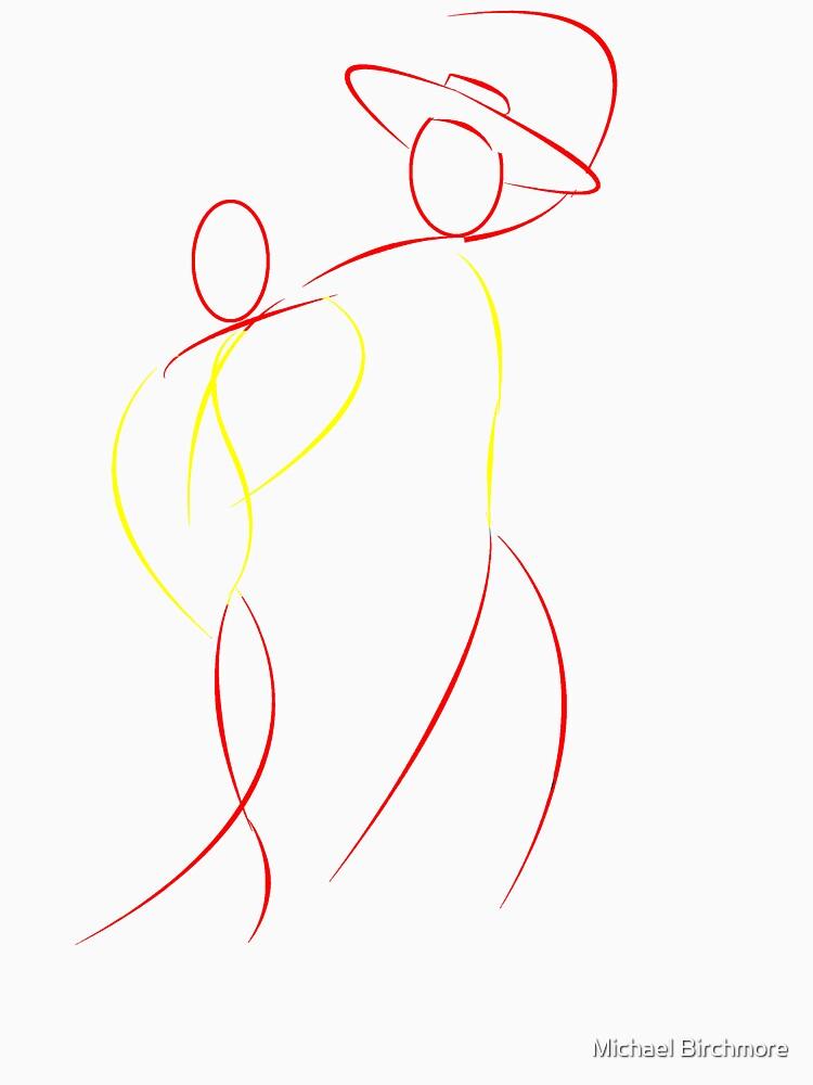 Flamenco dancers by MichaelB