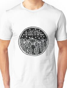 Love The Stars Unisex T-Shirt