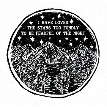 Love The Stars by rangerputihh