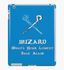 Wizard Roleplaying | Fantasy Role Playing iPad Case/Skin