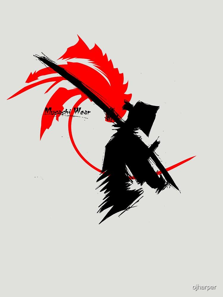 Musashi Wear 3 by ojharper