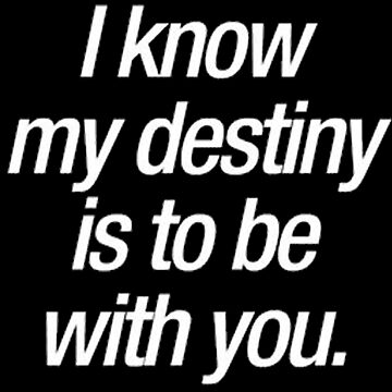 My Destiny by rangerputihh