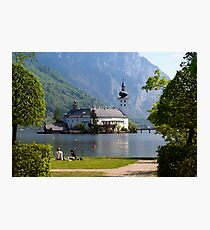 Austrian idyll Photographic Print
