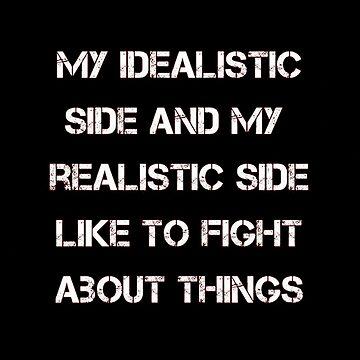 My Idealistic by rangerputihh