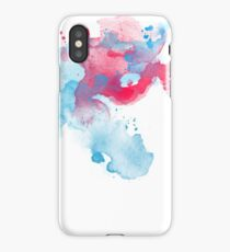 Abstract Watercolour Splash iPhone Case/Skin