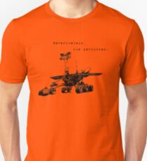 Opportunity Rover: Nevertheless, She Persisted T-Shirt