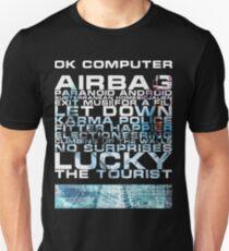 Radiohead OK COMPUTER Unisex T-Shirt