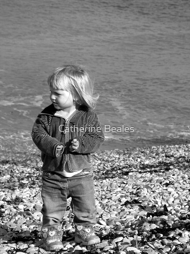 beachcombing by Catherine Beales