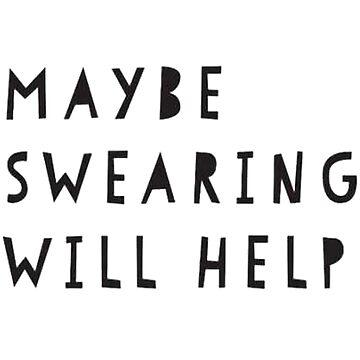 Swearing by rangerputihh