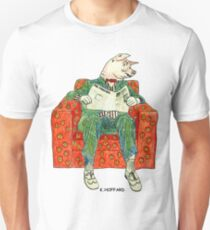 Pig Inquirer Unisex T-Shirt