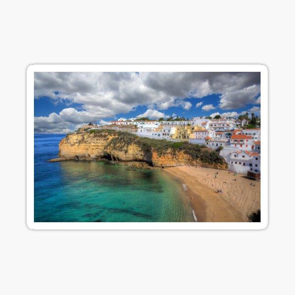 Carvoeiro Algarve Portugal Sticker