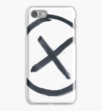 Hobo Sign - 017 - Good For Handout iPhone Case/Skin