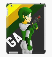 Obscure Characters - Ga iPad Case/Skin