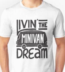 Livin 'The Minivan Dream - Lustiger Mini Van Slim Fit T-Shirt