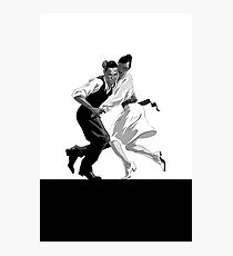 Dancing Photographic Print
