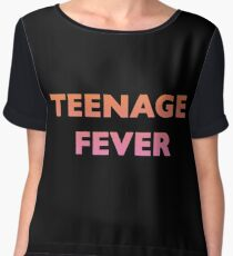 Teenage Fever Chiffon Top
