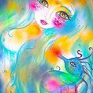 Laura mermaid 2 by MarleyArt123