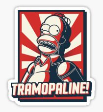 Tramopaline! Sticker