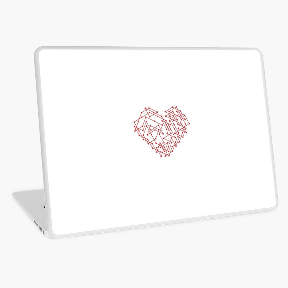 Knight of Love Laptop Folie