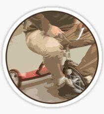 Trike Sticker