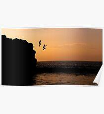 Waimea Cliffs Poster