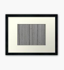 Timber? Framed Print