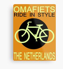 THE NETHERLANDS-3 Metal Print
