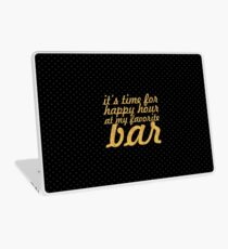 It's time for... Gym Motivational Quote Laptop Skin