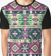 Colorful pattern in tribal style Graphic T-Shirt